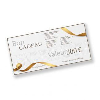 Bon Cadeau 300€